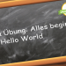 Java Übung Hello World