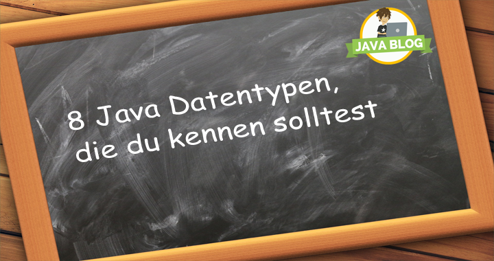 Java Datentypen content