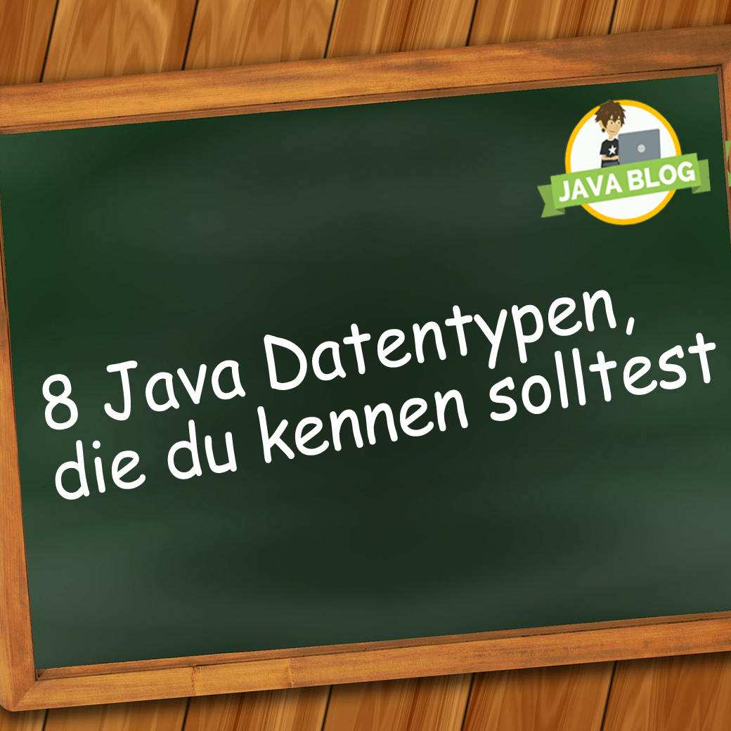 Java Datentypen