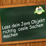Java Objekt Instanzmethode