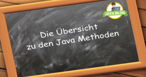Java Methoden