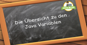 java variablen
