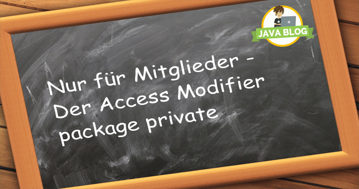 Java package private