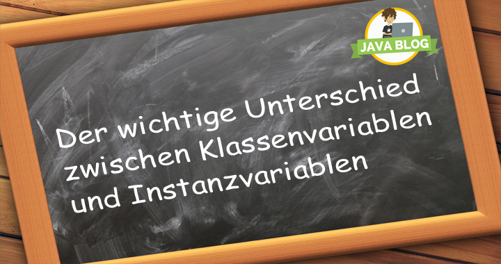 Java Klassenvariablen