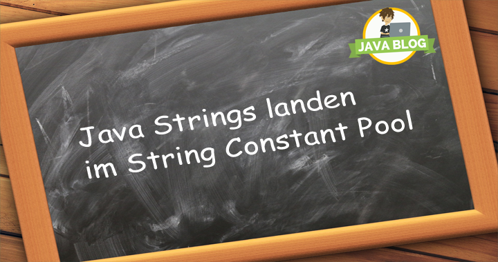 Java-Strings-Pool