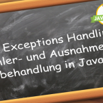 Java Exceptions Handling