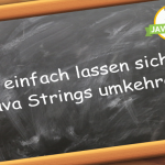 Java Strings umkehren